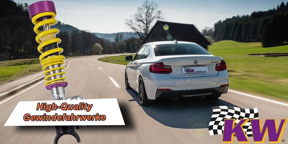 KW Fahrwerke günstig bei MK-Fahrwerkstechnik