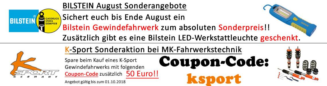 Bilstein+K-Sport