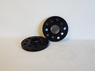 Art.-Nr B4435634 Spurverbreiterung in schwarz 44mm H/&R Trak