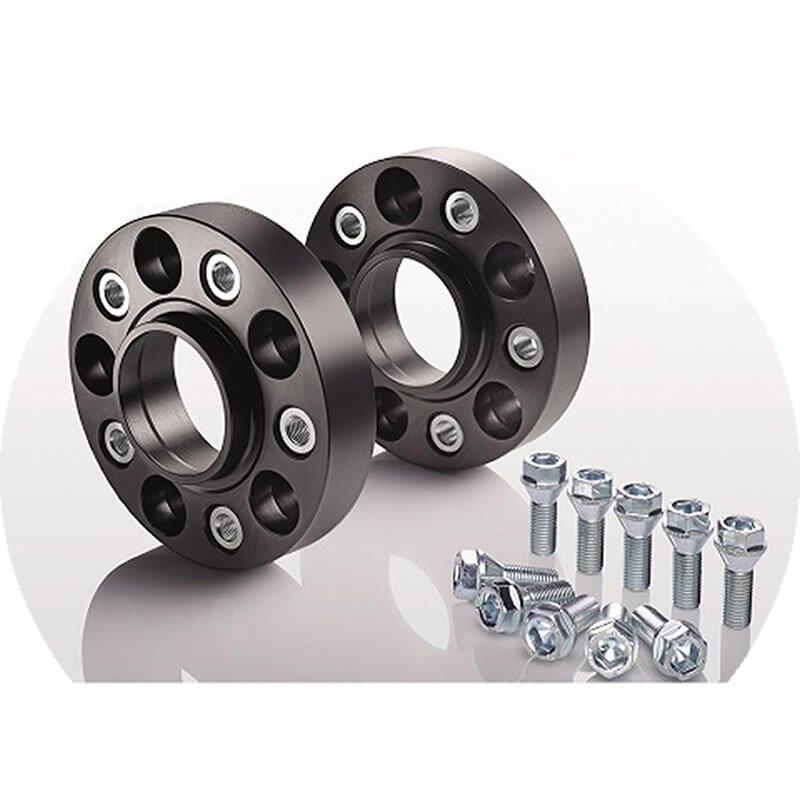 20 mm pro Scheibe // 40 mm pro Achse Spurverbreiterung Aluminium 4 St/ück inkl T/ÜV-Teilegutachten /& ABE